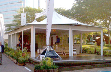 Coolabah Canvas Tent
