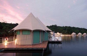 Kingfisher Canvas Tents