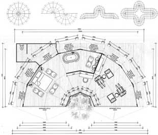 Canvas Tent Plan Savannah