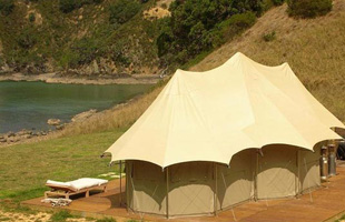 Canvas Tent Camp Indaba