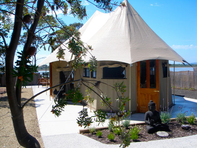 Canvas Tent Indaba